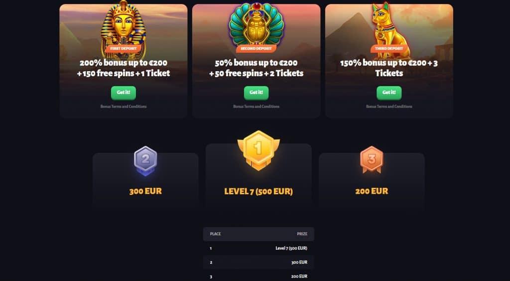 Slot Hunter Bonuses