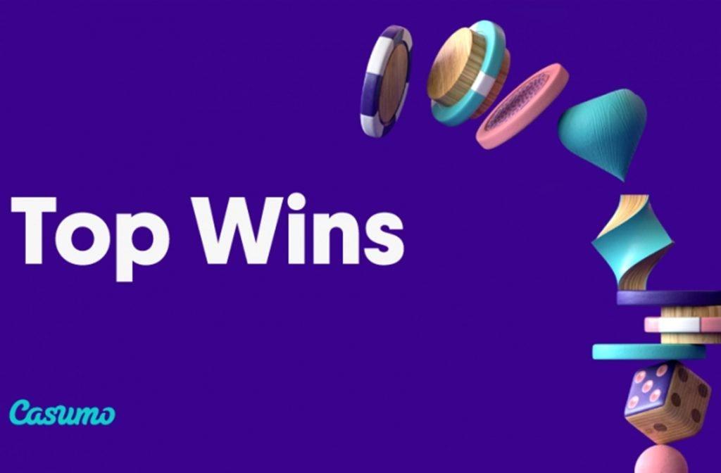 Big Wins at Casumo