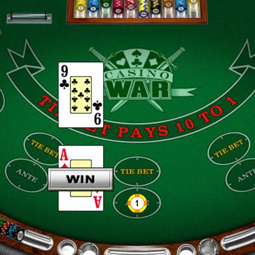 logo Casino war