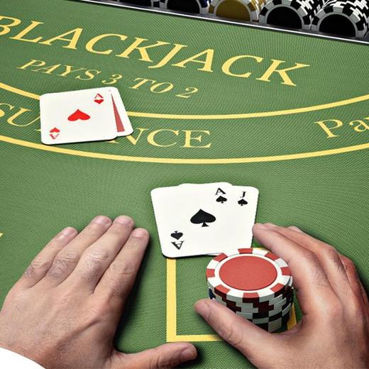 blackjack logo des termes