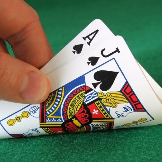 blackjack logo de conseils
