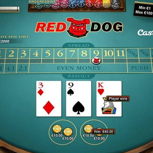 logo Red Dog