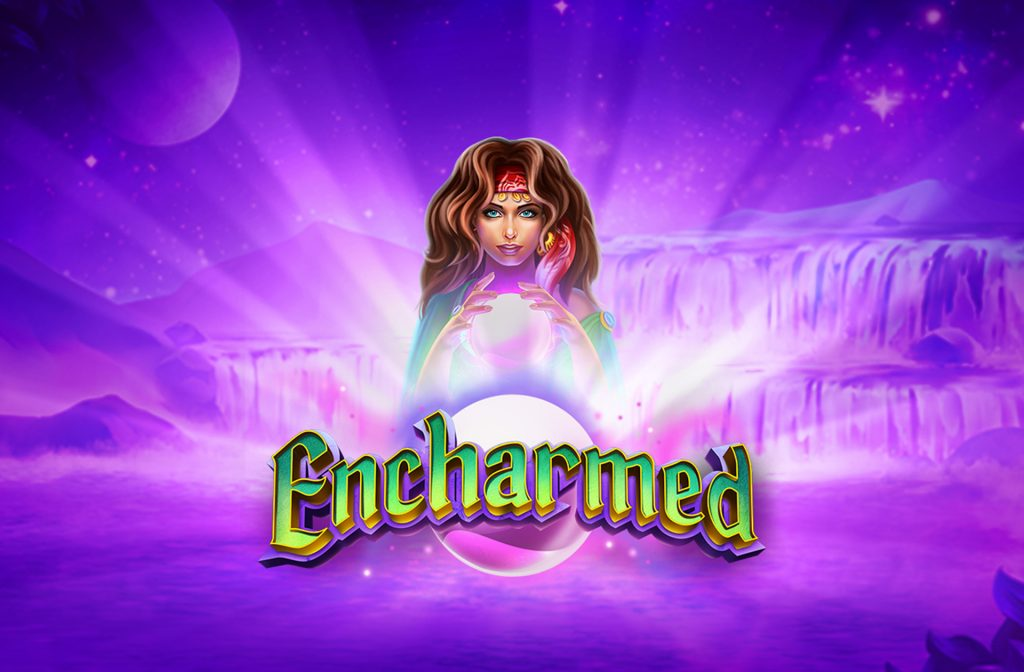 Encharmed, a popular slot by Stakelogic