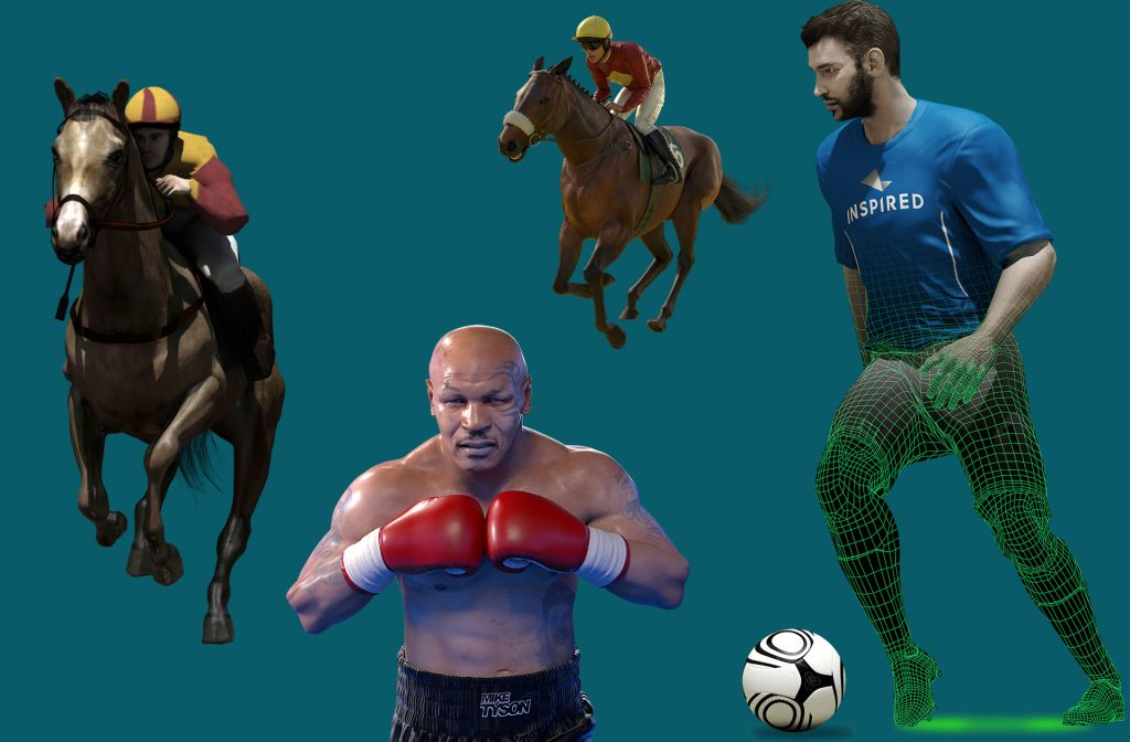 Inspired Gaming is great in virtual sports