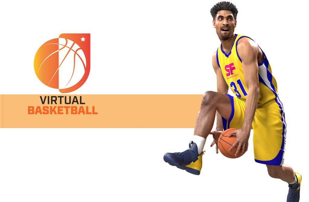 Virtual Basketball is Inspired's latest sports product