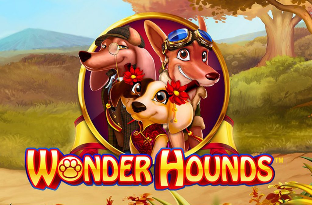 Another great slot: Wonder Hounds