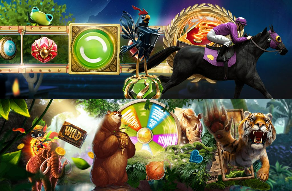 A Lot of Action at NetNet Casino