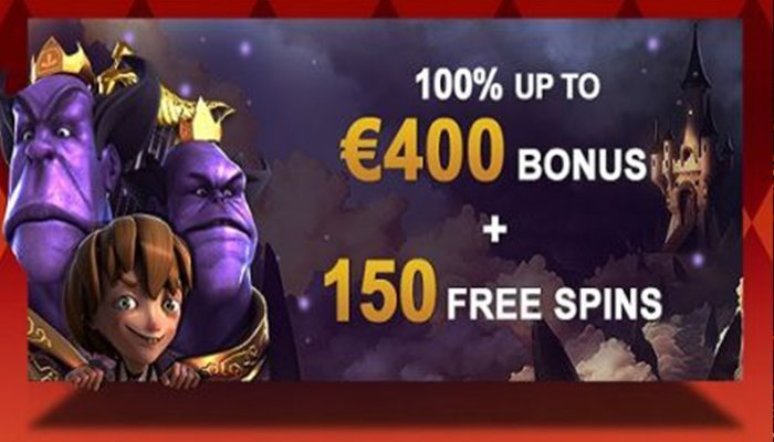 An Example of a Free Spins Bonus
