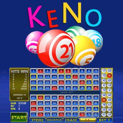 Keno logo Big