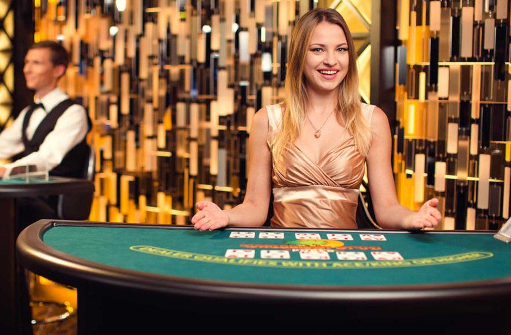Leven Caribbean Stud Poker