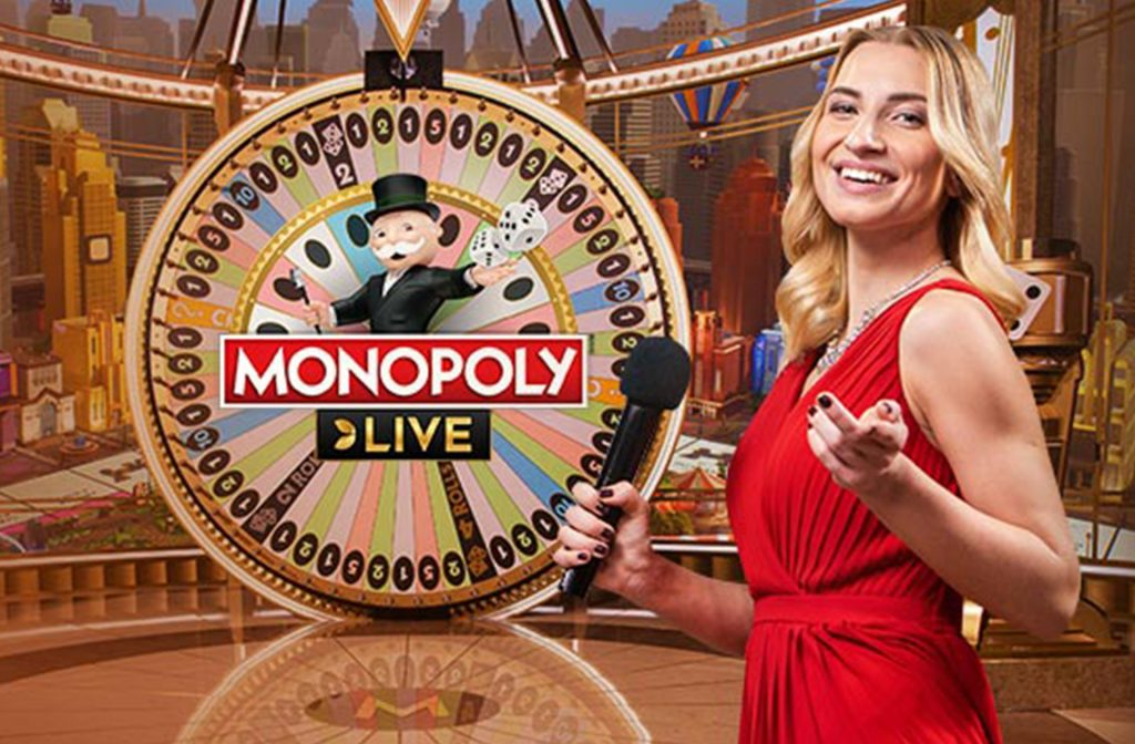 Monopoly Live at LeoVegas Casino