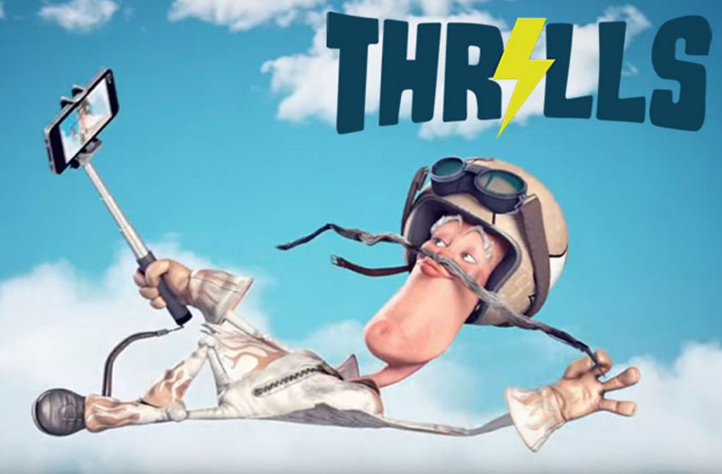 Thrills Casino also for Mobile Devices