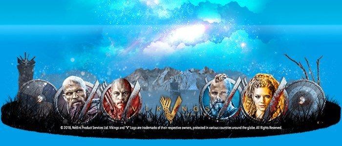 Vikings at Vera John