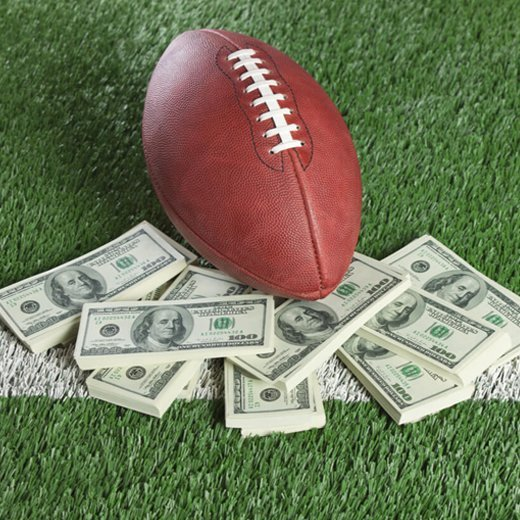 Betting on American Football