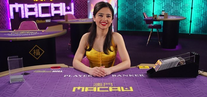 Evolution Gaming Multi-Camera Live Baccarat