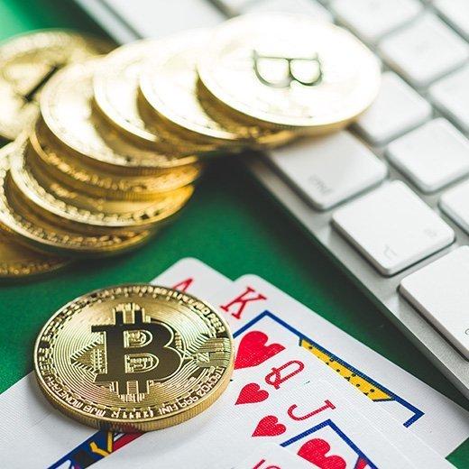 Gamble in a Bitcoin Casino