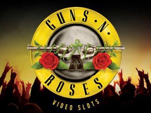 Guns n Roses Slot og24