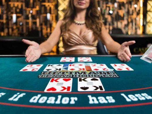 Bono de Texas Hold'em en vivo Poker