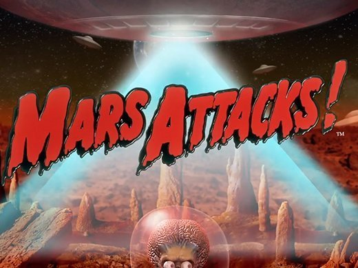 Mars Attacks Logo