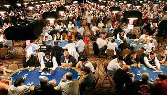 Pokertournament