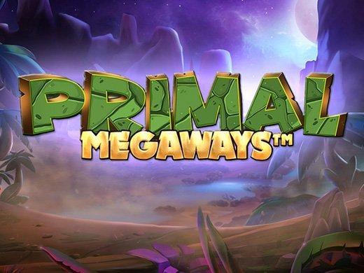 Primal Megaways logo1