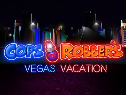 Cops N Robbers Vegas Vacation logo1