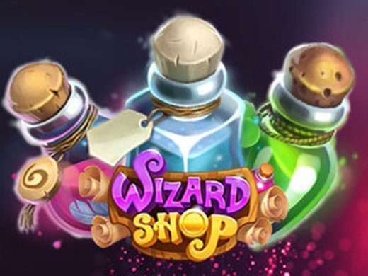 Wizard Shop Slot logo5
