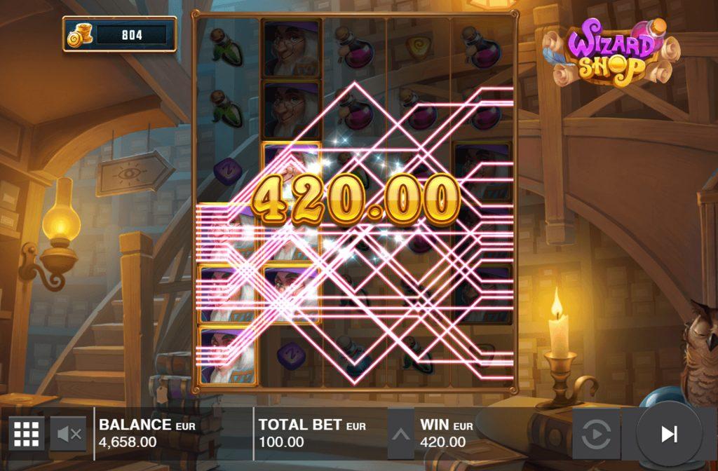 Wizard Shop Gameplay