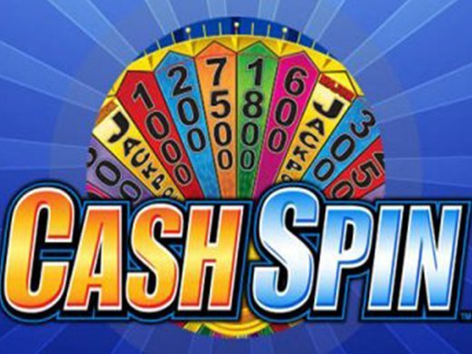 Cash Spin Bally Logo 3