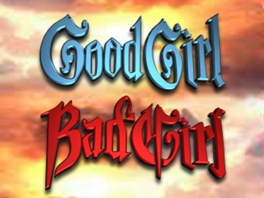 Good Girl Bad Girl logo3