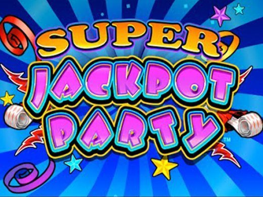 Super Jackpot Party logo