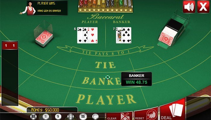 Online Baccarat is Easy
