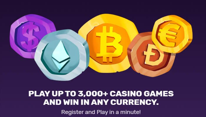 Guide to Bitcoin Casinos