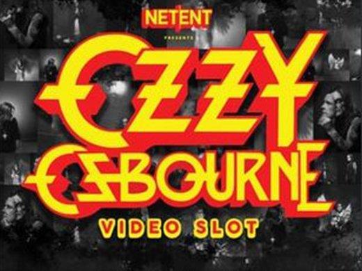 Ozzy Osbourne viedeoslot Netent