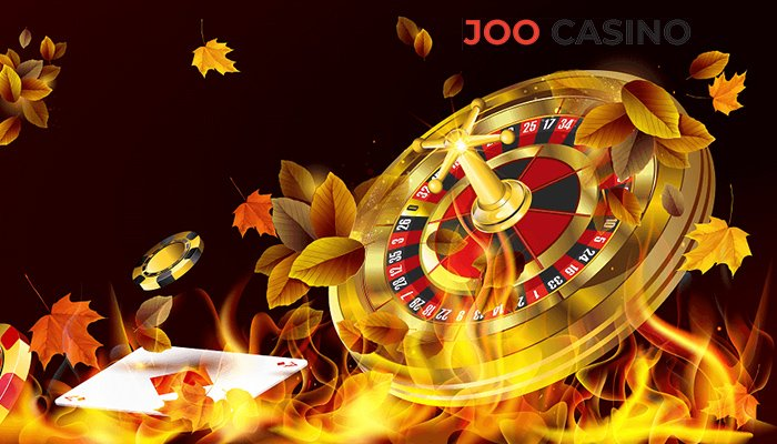 Roulette's on Fire at Joo Casino