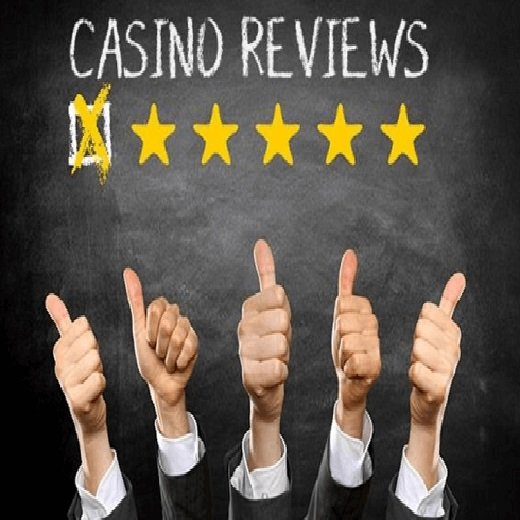 What do online casino reviews offer?
