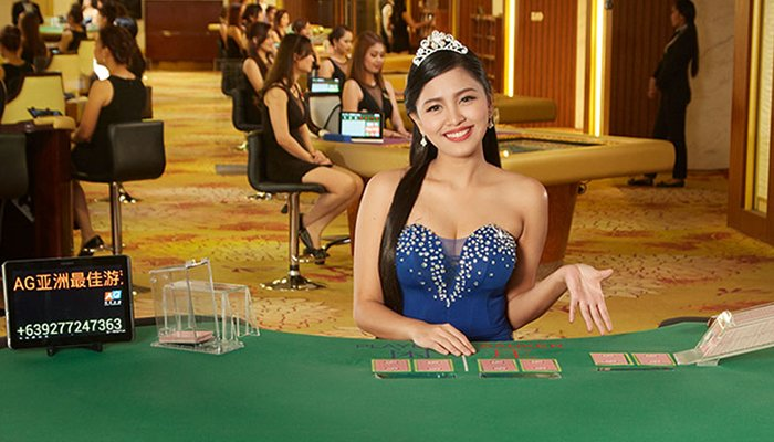 Asia Gaming Online Gambling Software