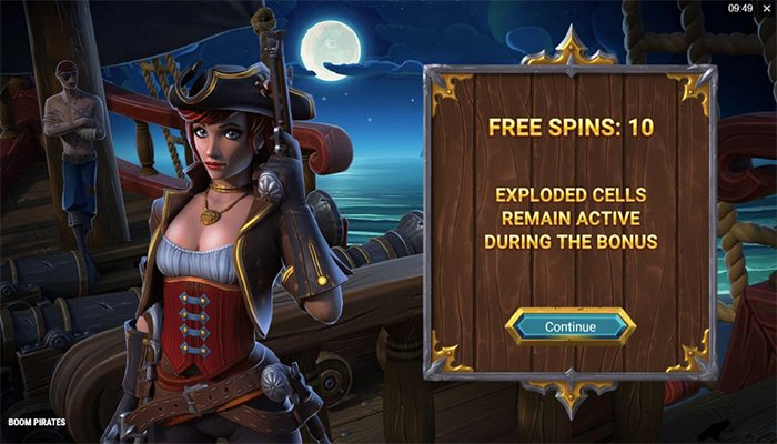 Boom Pirates is One of the Latest Slots