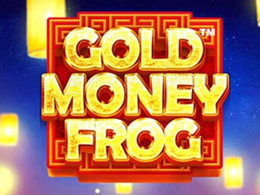 Gold Money Frog NetEnt Slot logo3