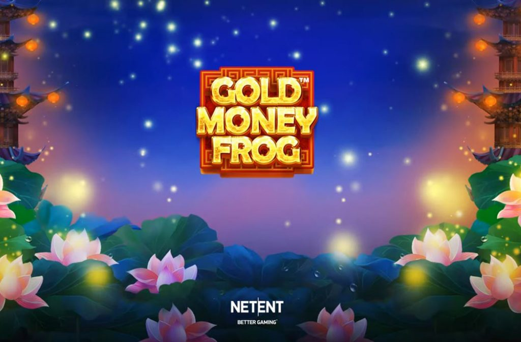 Golden Money Frog Will Be Released January 6th 2020 By NetEnt