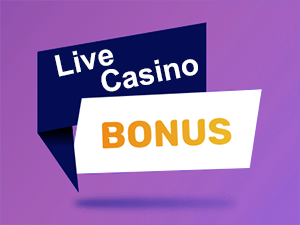 Live Casino Bonus png