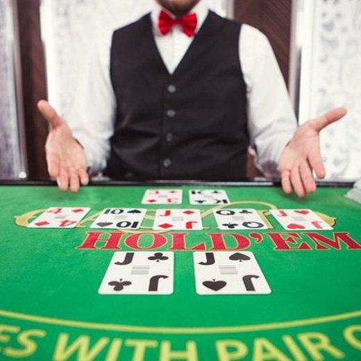 Live Casino Games Holdem
