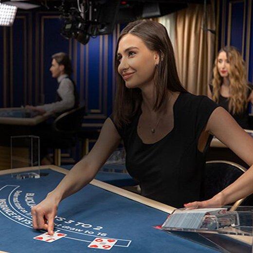 Live Dealer games BJ1
