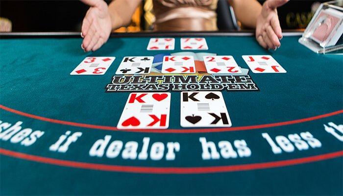 Live Poker Variations