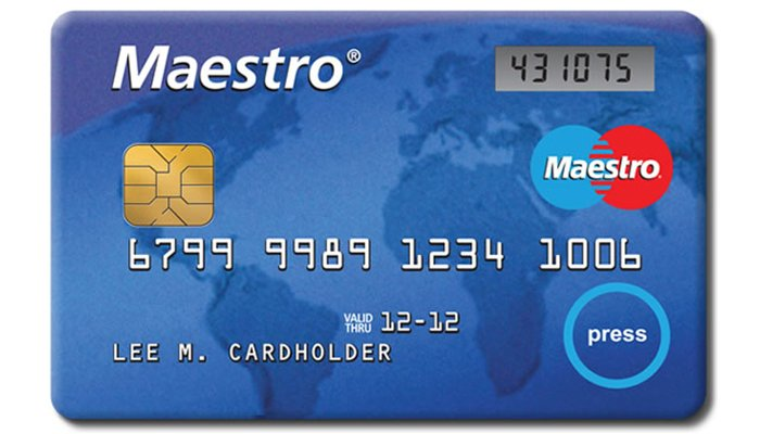 Maestro, One of The Most Used Payment Methods