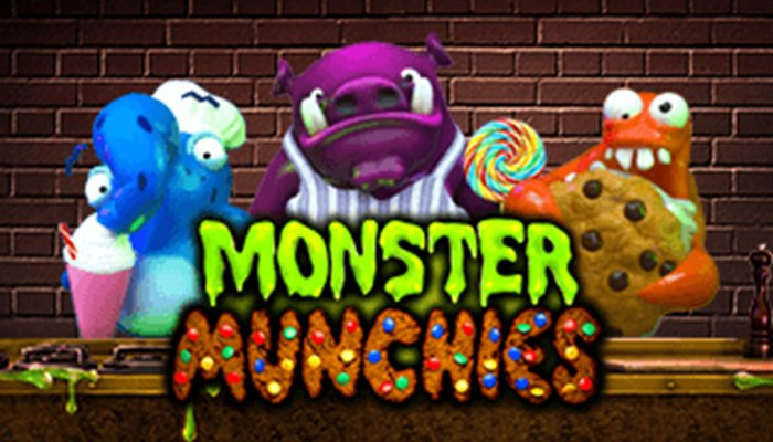 Monster Munchies is a Popular Slot Developed by Booming Games