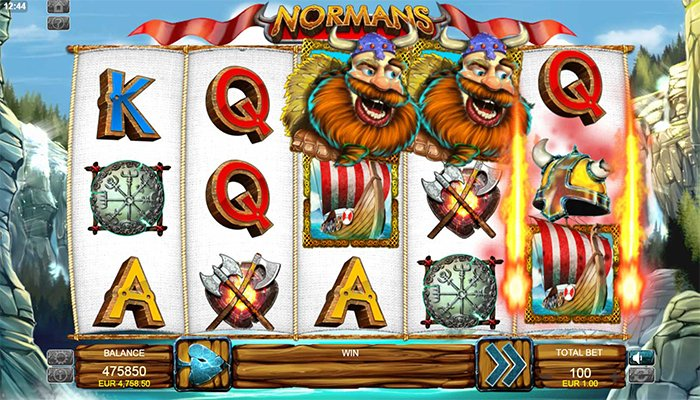 Normans is a Popular Slot Developed by Fuga Gaming