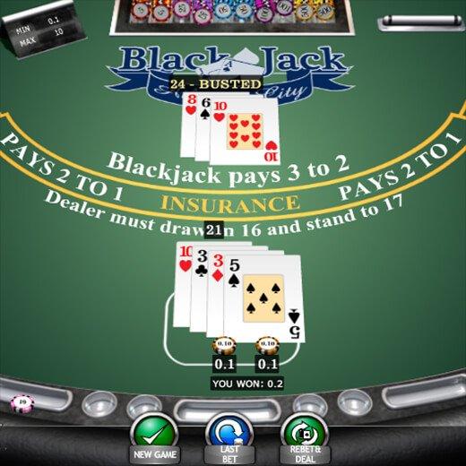 Blackjack Tips for Novice Players