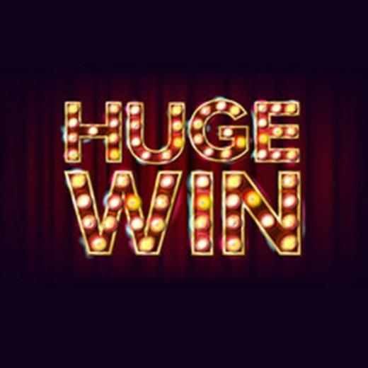 Progressive Jackpot Huge win