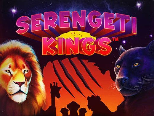 Serengeti Kings Netent Slot